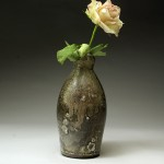green shino vas lots of ash