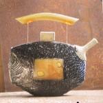 yellow salt handle